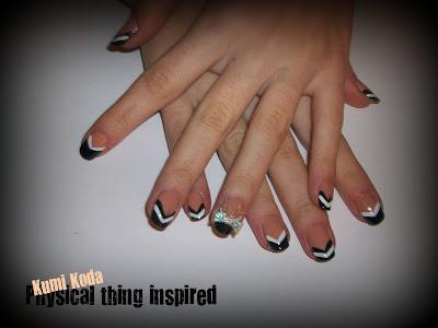 Celeb Nails | Koda Kumi's Physical thing