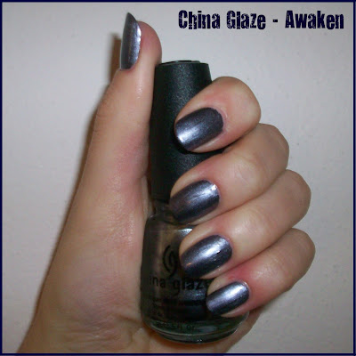Swatch: China Glaze No.691 AWAKEN