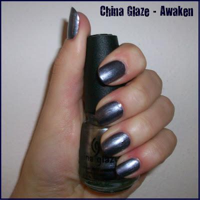 Swatch: China Glaze No.691 AWAKEN