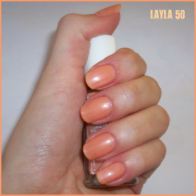 Swatch: LAYLA No. 50