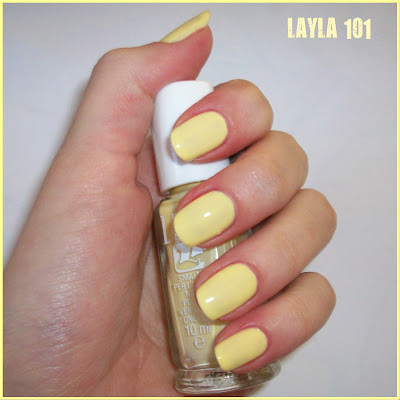 Swatch: LAYLA No. 101