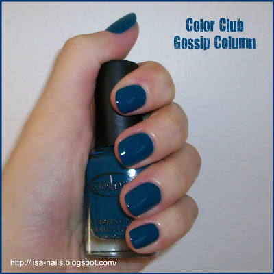 Swatch: Color Club No. 888 GOSSIP COLUMN