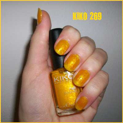 Swatch: KIKO No. 269