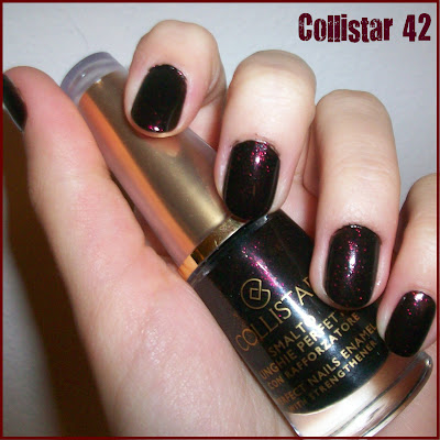 Swatch: COLLISTAR No. 42