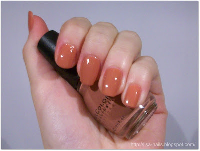 Swatch: Sinful Colors No.809 Vacation Time