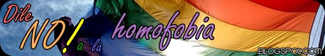 Dile NO a la Homofobia!