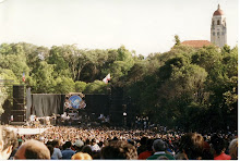 Grateful Dead Frost Amphitheatre Stanford University 1982