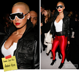 Amber Rose Style Icon, for Many RIGHT NOW!!!