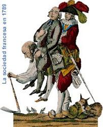 La sociedad Francesa en 1789