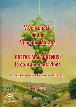 Homenaje a la denominación de origen de los vinos de Málaga