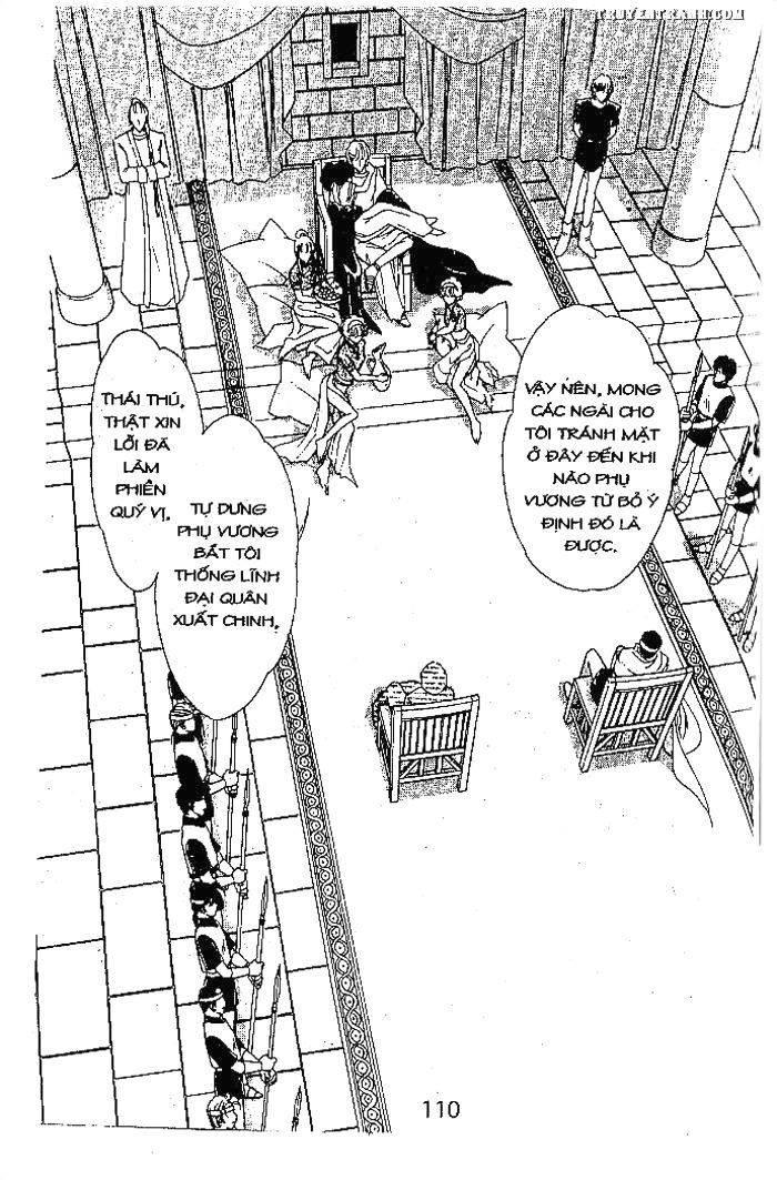 Dòng sông huyền bí Chap 13 trang 1