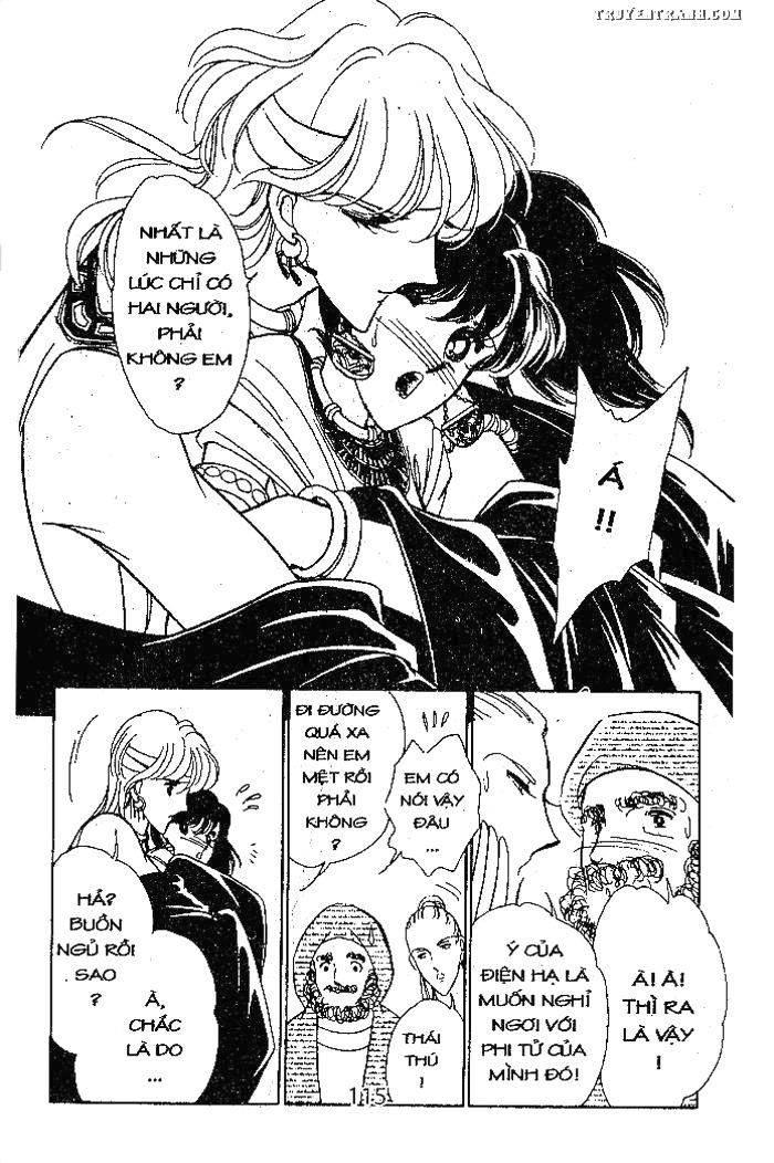 Dòng sông huyền bí Chap 13 trang 6