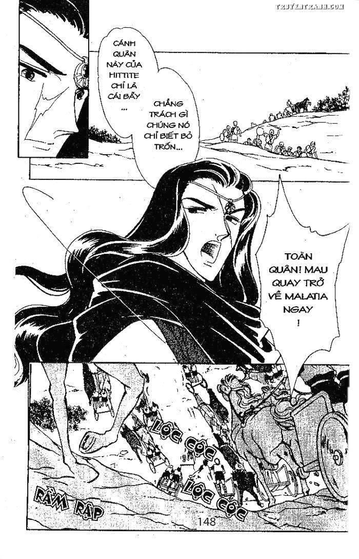 Dòng sông huyền bí Chap 13 trang 39