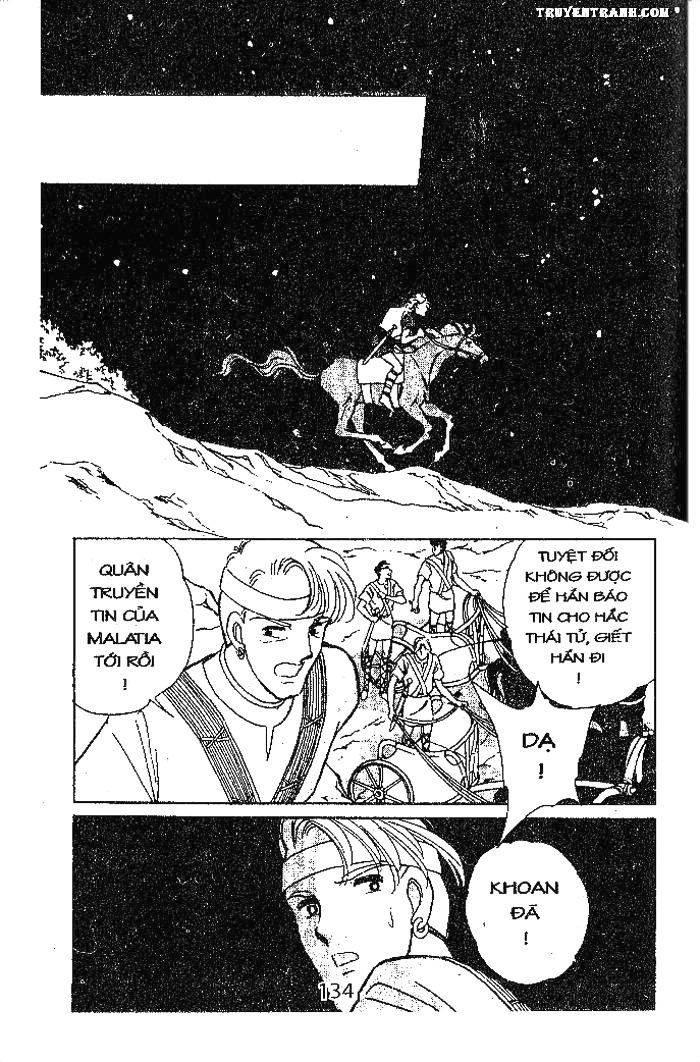 Dòng sông huyền bí Chap 13 trang 25