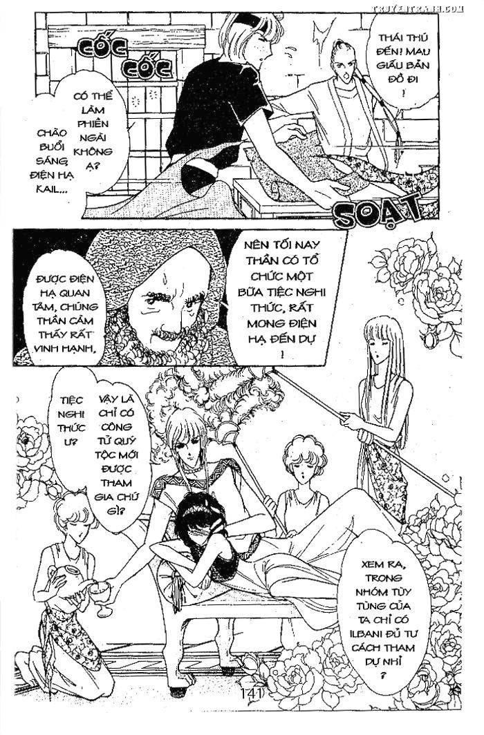 Dòng sông huyền bí Chap 13 trang 32