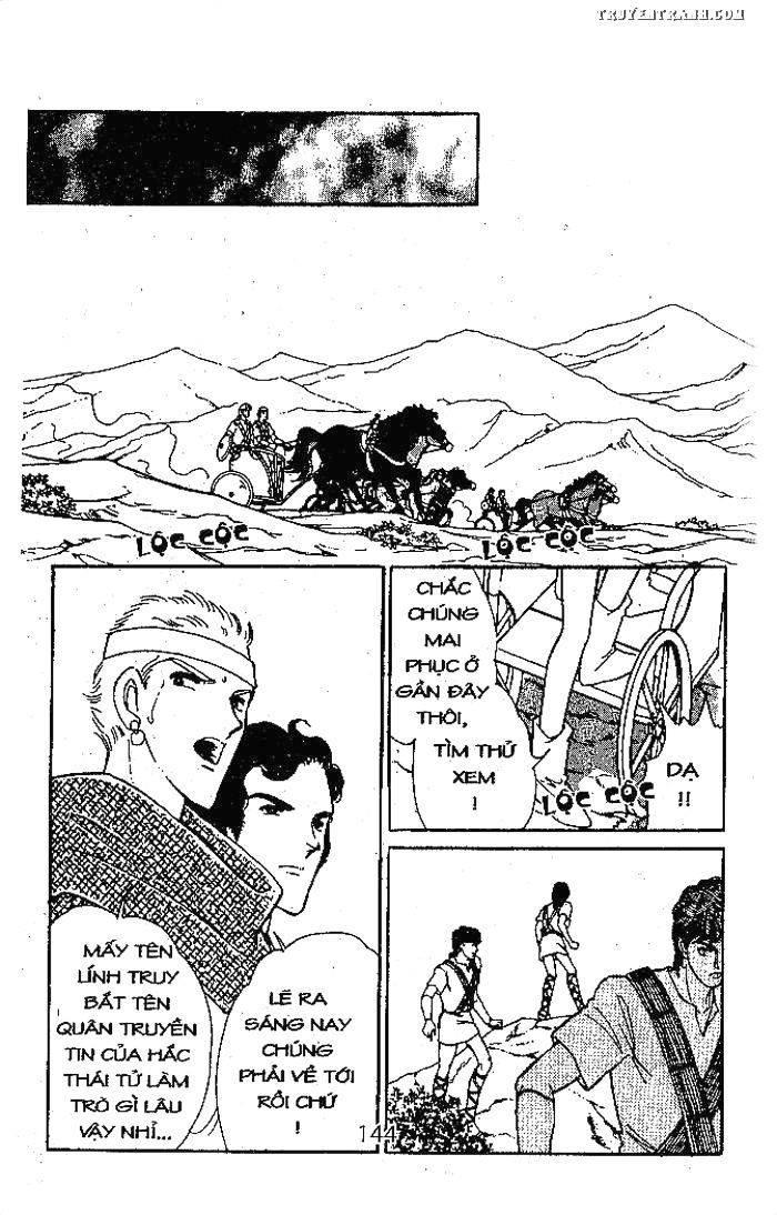 Dòng sông huyền bí Chap 13 trang 35