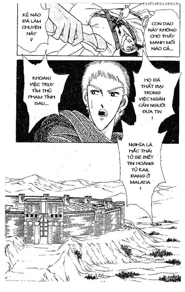 Dòng sông huyền bí Chap 13 trang 37