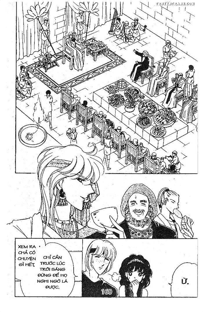 Dòng sông huyền bí Chap 13 trang 50