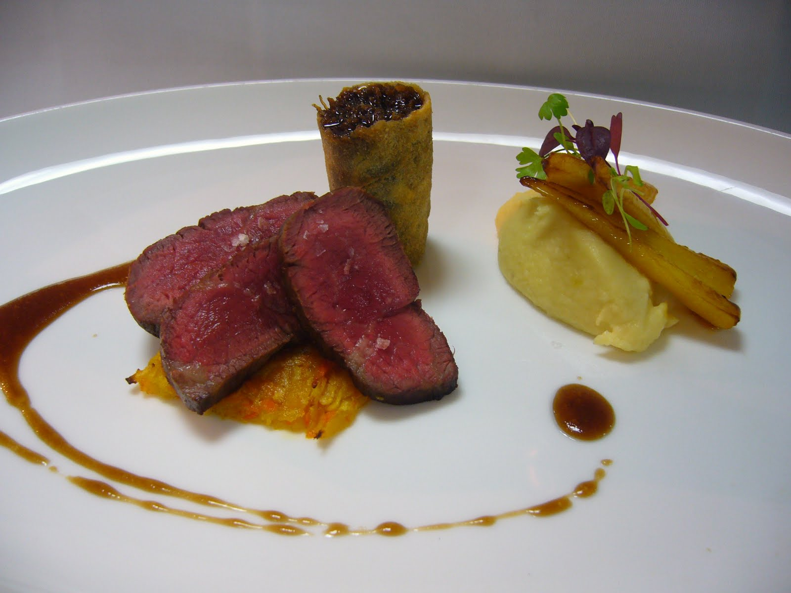Strictly Fine Dining & Strictly Fine Dining: Recent dishes