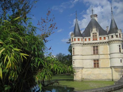 The Azay-le-Rideau Castle