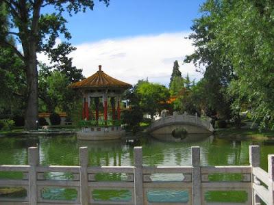 Chinese Garden, Zürich