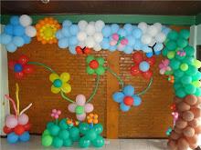 Decoração feita por alunas!!