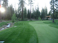 Image of putting course at Martis Camp