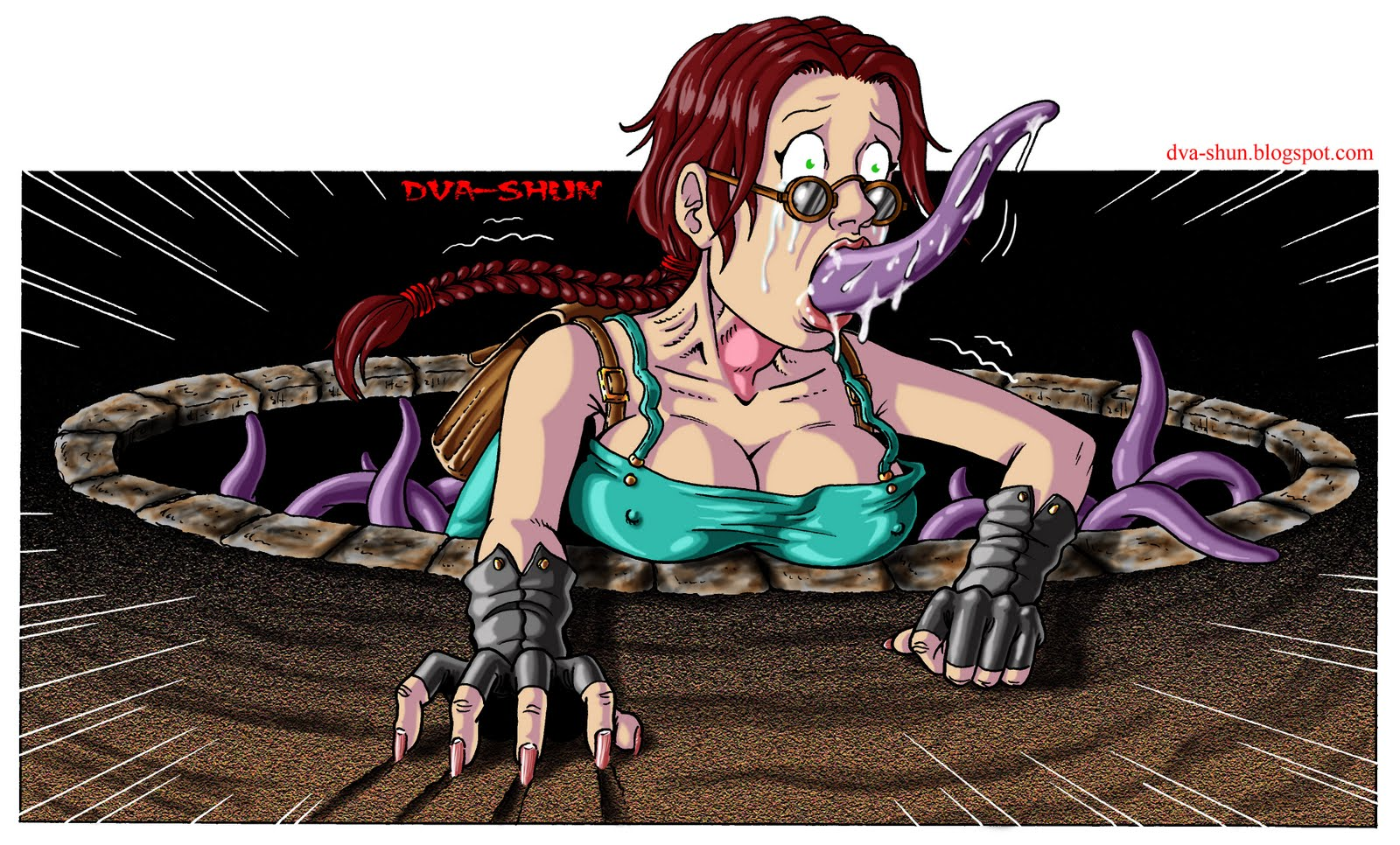 Tomb raider hentai pic tentacle cartoon vids