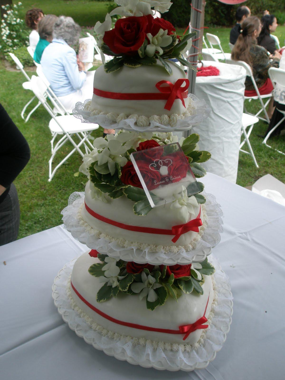 Gâteries sur demande: Gâteaux de mariage