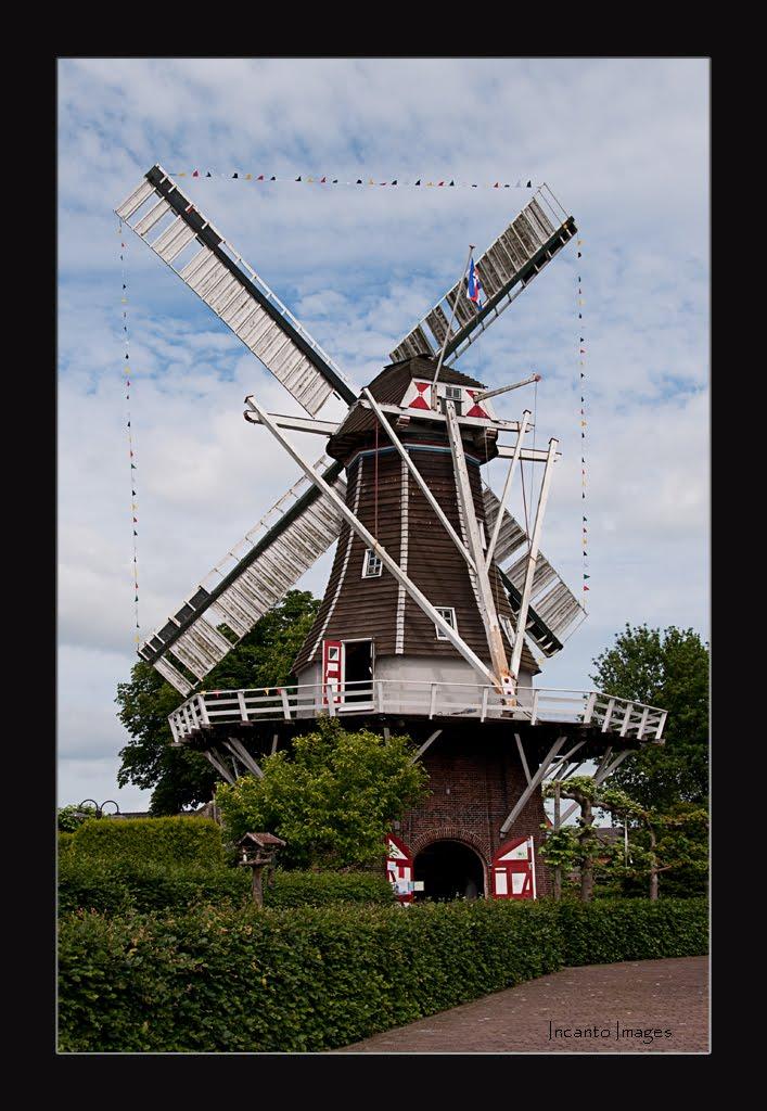 Incanto Images Fotografie: Molens in Groningen