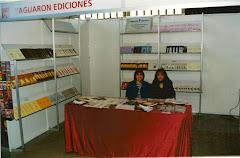 Yaguaron Ediciones y sus exposiciones regionales