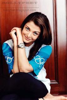 Cute Aishwarya Rai