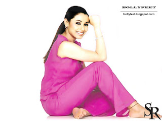 Rani Mukherjee bare feet photo