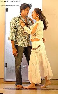 South Indian Actress Sridevi Vijayakumar