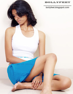 Indian Models Barefeet Portfolio shoot