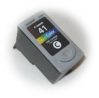 Ink Cartridge Specification: Cl41c 1