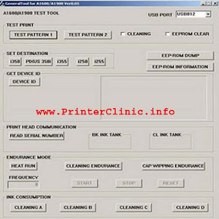 How To Reset Waste Product Ink Counter Ip1000: Repost 3