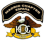 WELCOME RIDERS TO MADRID CHAPTER