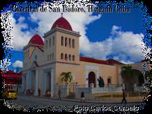 Iglesia de San Isidoro, hoy Catedral.