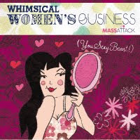 Whimsical Women's Business - You Sexy Beast!