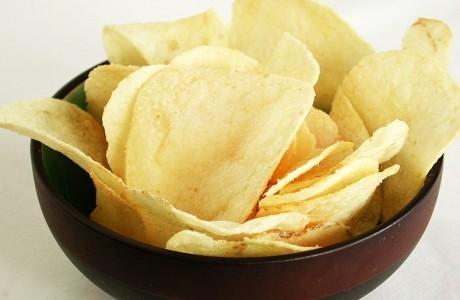 Fiesta de mascaras!  Patatas+chips