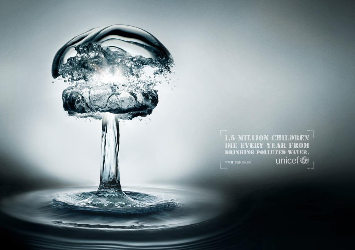 1,5 millones de niños mueren por aguas contaminadas