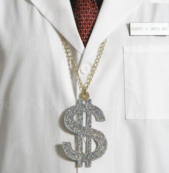 Noticias criminología. Regalos de laboratorios a médicos. Marisol Collazos Soto
