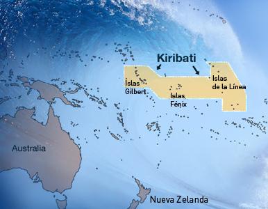 Mapas de Oceanía