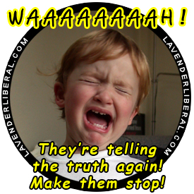 liberal cry baby