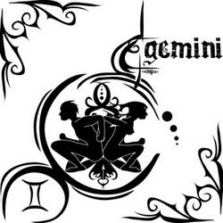 Tatto Zodiak Gemini