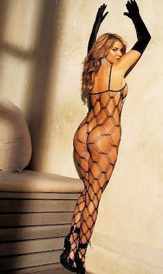 Busana Wanita Body Stocking