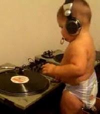 Video Lucu - Baby DJ