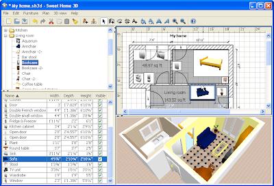 Descargar programa para planos en 2d y 3d realistas for Programa planos 2d