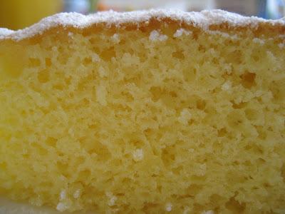Dolce Leichter Zitronenkuchen